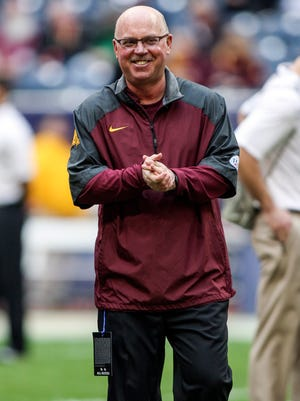 Minnesota Golden Gophers head coach Jerry Kill received a contract extension and a raise from the school.