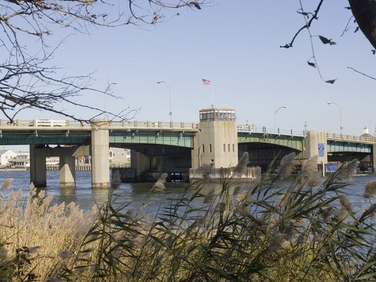 The Rumson-Sea Bright Bridge is scheduled to be replaced.