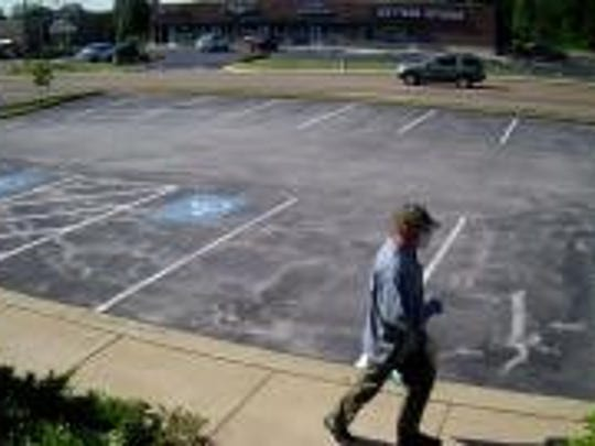 Jackson police are seeking a suspect in a Friday afternoon