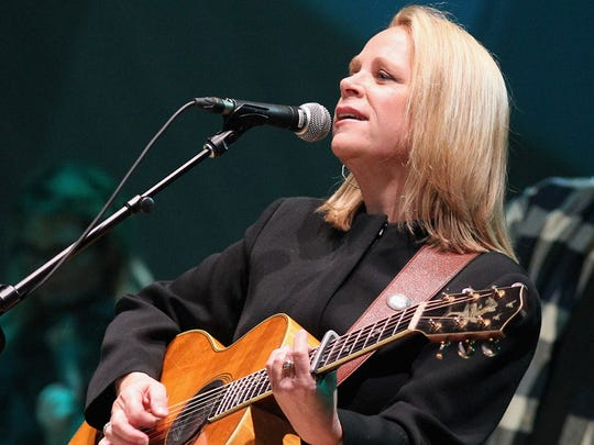 Mary Chapin Carpenter performs at the Pabst Theater