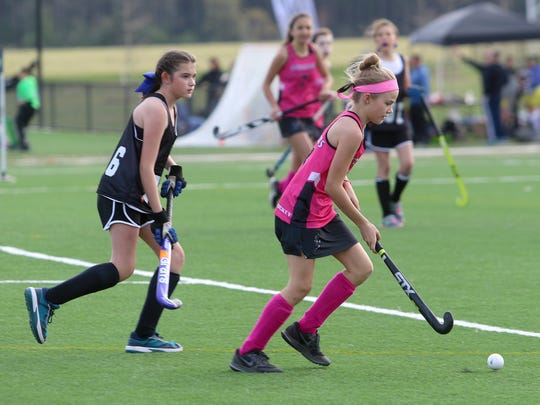 DE Turf Sports Complex in Frederica hosted its first major tournament since opening April 1. More than 80 field hockey teams from the Mid-Atlantic region converged on Delaware on Friday and Saturday.
