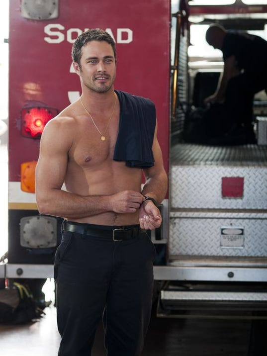 Who on chicago fire dating lady gaga