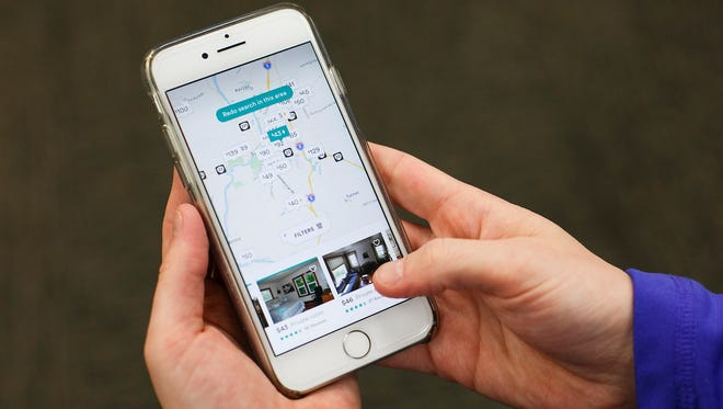 Airbnb Inc. said its Salem hosts made a combined $465,000 in 2016. While Salem City Hall has typically been opposed to sharing economy companies like Uber and Airbnb, they are now considering revamping city code to better accommodate short-term rentals.