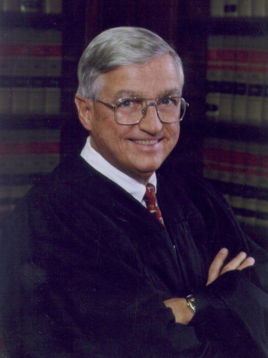 U.S. District Court Judge William O. Bertelsman