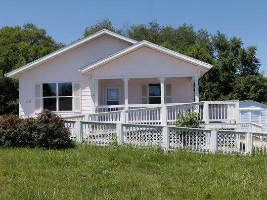 "The former home of Clauddinnea ""Dee Dee"" Blanchard"