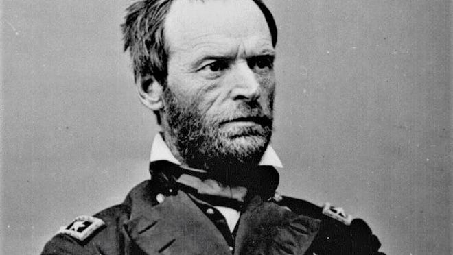 Gen. Sherman wrote to The Augusta Chronicle in 1888.