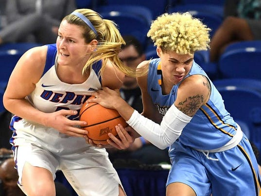 USP NCAA WOMENS BASKETBALL: BIG EAST CONFERENCE TO S BKW USA IL