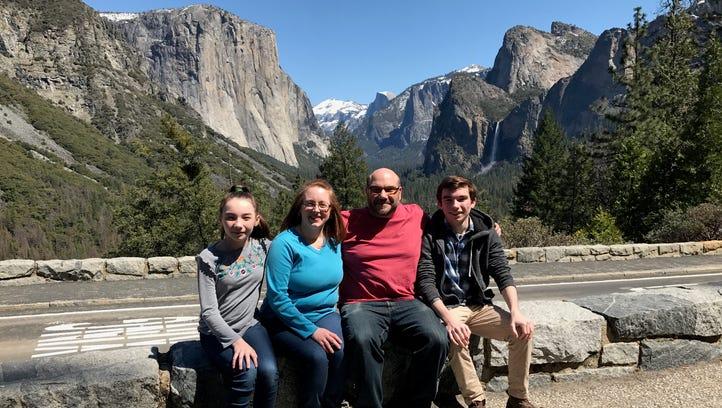 Gleaner columnist Josh Jenkins recently traveled with