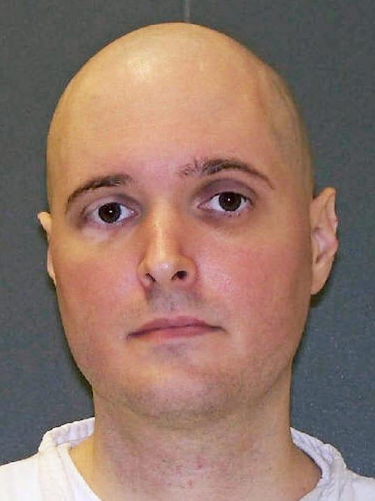 AP TEXAS EXECUTION A FILE USA TX