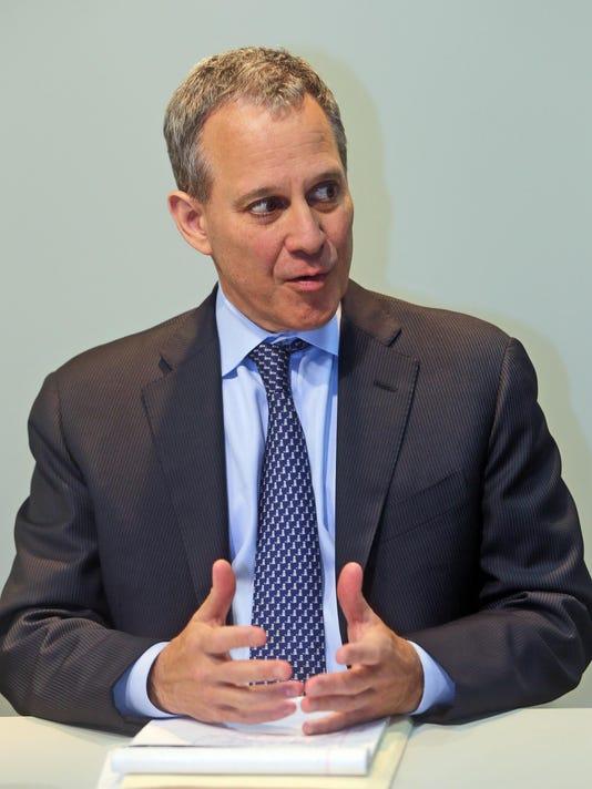 Eric Schneiderman