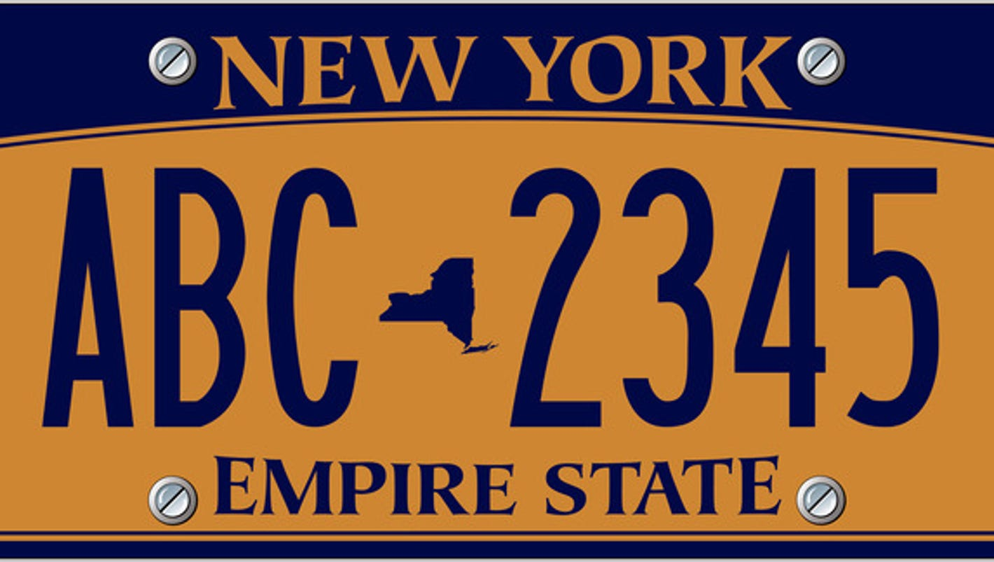 How To Get License Plate For Car Ny
