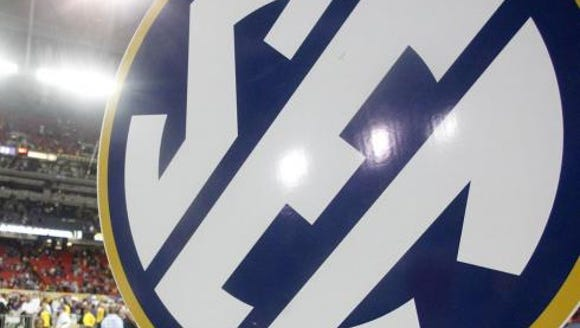 The Southeastern Conference is on a record pace for