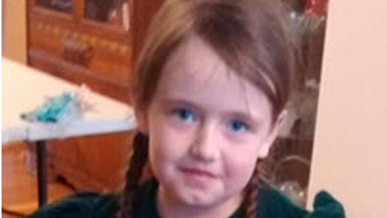 AMBER ALERT: Six year old Hailey Betts is missing,