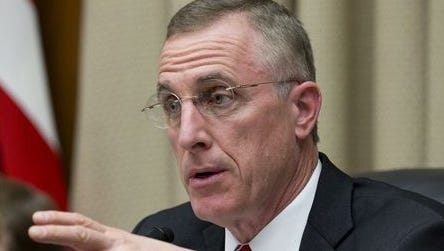 Soon-to-be-retired Republican Rep. Tim Murphy