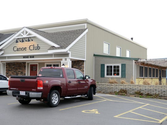The Canoe Club, located at 5831 E. Harbor Road in Danbury Township, features a full-service wine bar, restaurant, gallery and three-season patio space and is open daily at 4 p.m. year round.