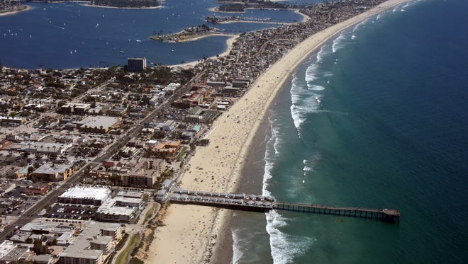 Want to rent a vacation home in San Diego's Pacific Beach? It will cost you more.