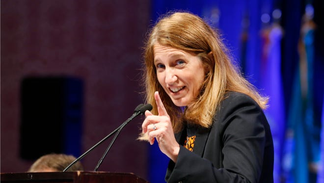 Secretary of Health and Human Services Sylvia Mathews Burwell is shown here in July 2015.