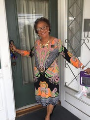 Shirley Cherry is a tour guide at the Dexter Avenue
