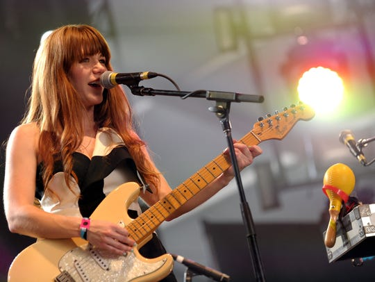 Jenny Lewis will perform at 8 p.m. July 13 at the Bijou Theatre.