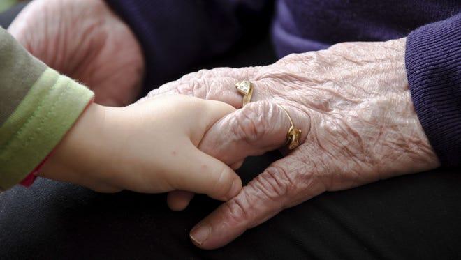 Family history provides a bridge between generations.