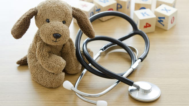 It's been busy month for pediatricians.