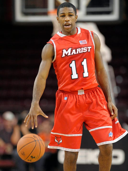 NCAA Basketball: Marist at Boston College