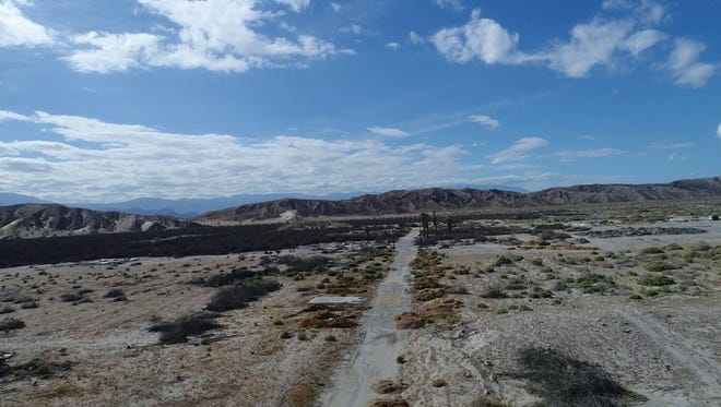 A portion of Grand Valley, a 1,200-acre master planned property in Indio.