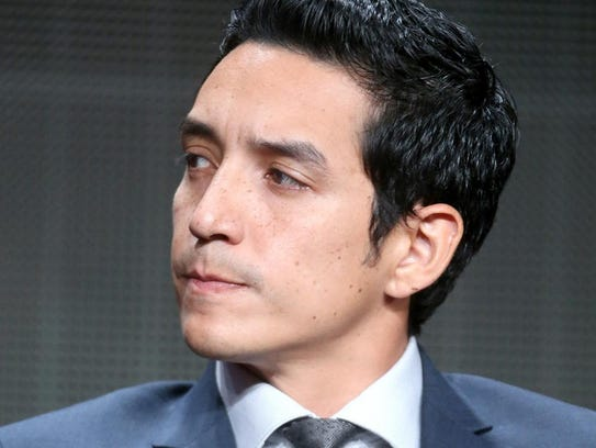 "Gabriel Luna stars as Paco Contreras in ""Wicked City."""