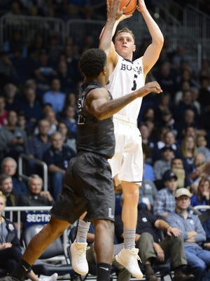 Butler knocked off DII squad Lincoln Memorial on Saturday.