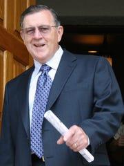 Joseph 'Harry' Boyer died on Jan. 30.