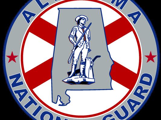 Alabama National Guard logo NEWJan2011