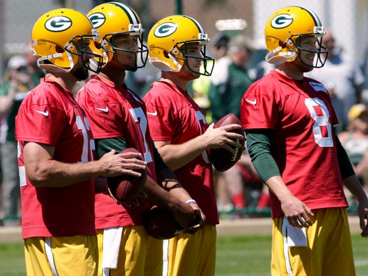 Packers QBs