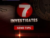 Submit tips to 7 Investigates