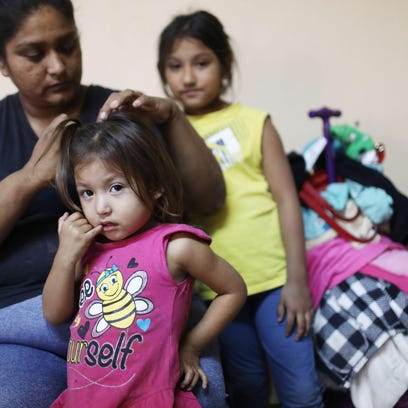 Letters on immigration and families