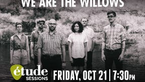 We are the Willows will be among the first to play on Paradigm's newly renovated stage on Friday, Oct. 21. Show begins at 7:30pm with opening act Emily White.