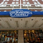 Yorktowne Hotel set to close for renovations