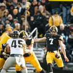 Iowa takeaways: Hawkeyes' punt game? It was gone with the wind.