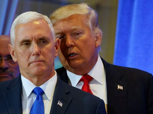 mike pence will wear lots of hats as trump s vice president