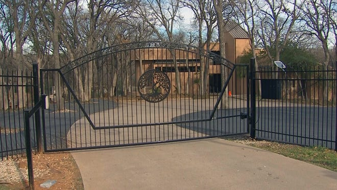 This Arlington, Texas, house valued at close to $500,000 has been hosting swingers' parties since May 2014, and after eight months city officials shut it down because of zoning violations.