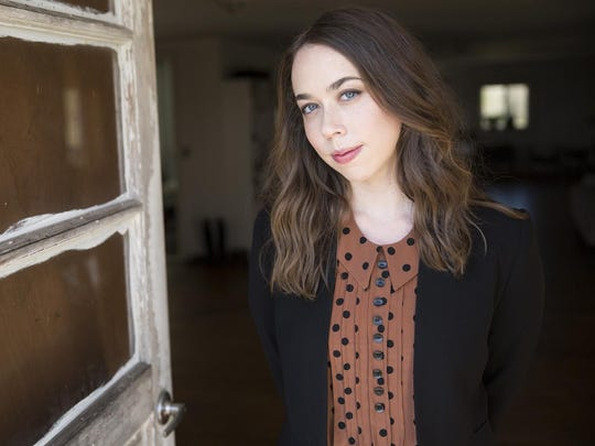 Sarah Jarosz performs March 10 at the Hangar Theatre in Ithaca.