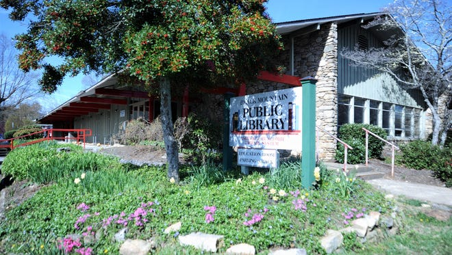 The Black Mountain Library opened its doors on North Dougherty Street on April 28, 1968 and remains an important cultural institution to this day.