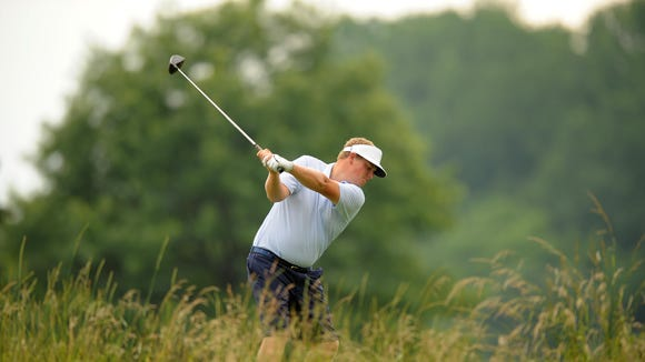 Pat Wilson, of Andover, qualified for the U.S. Open
