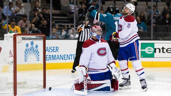 Montreal Canadiens goalie Carey Price has a .881 save percentage this season.