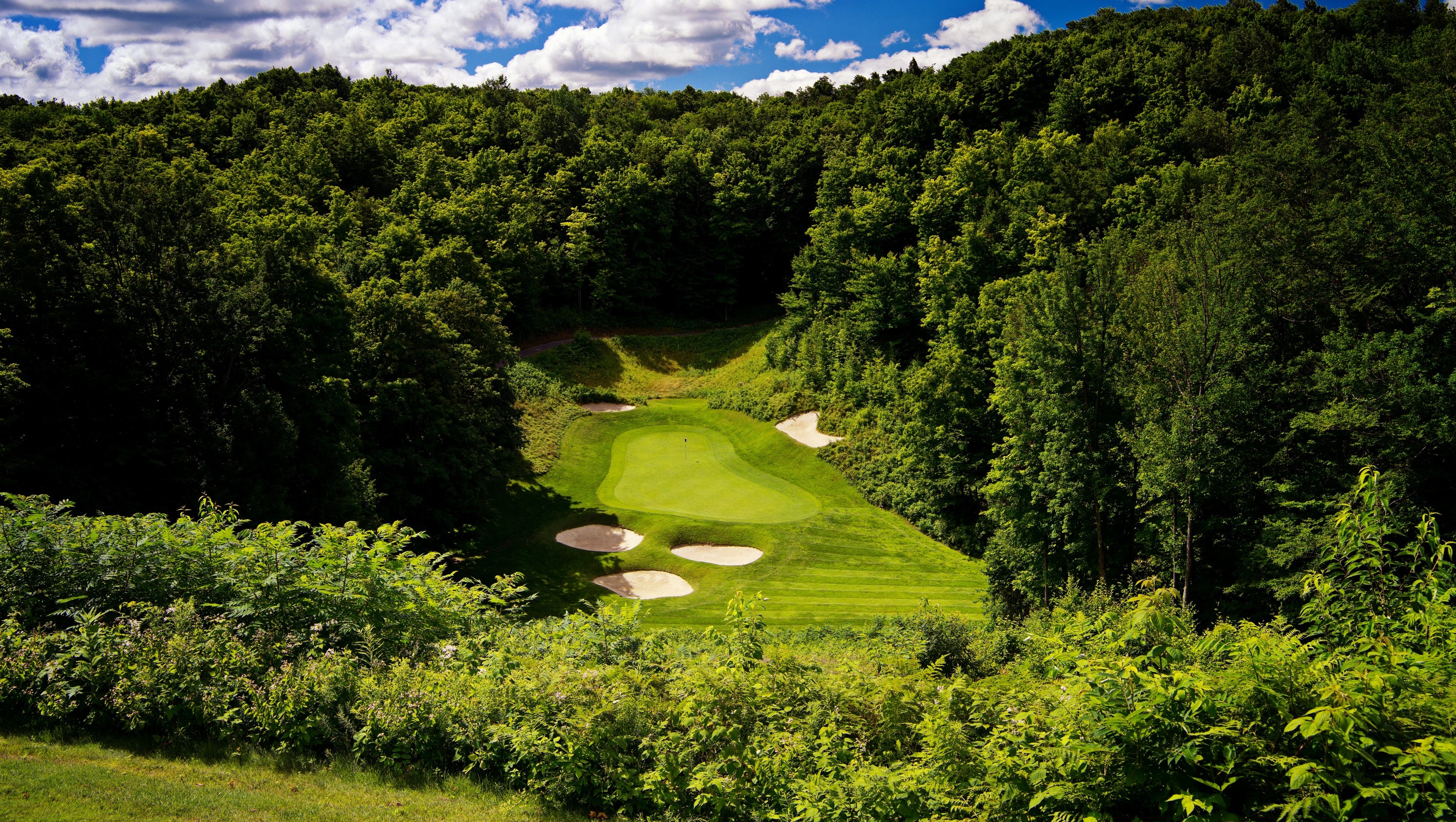 Michigan's top 10 vacation golf courses