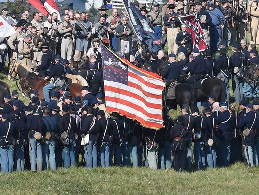 Battle of Cedar Creek Reenactment - Middletown, VA