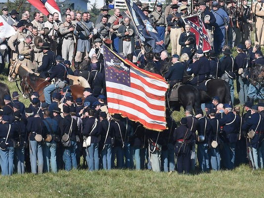 Battle of Cedar Creek Reenactment - Middletown, VA
