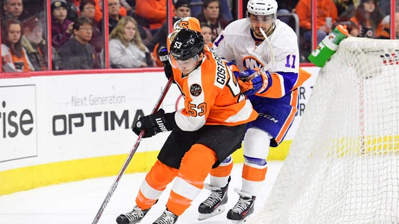 Shayne Gostisbehere and the Flyers are six points out of the playoffs, but need a boat load of help.