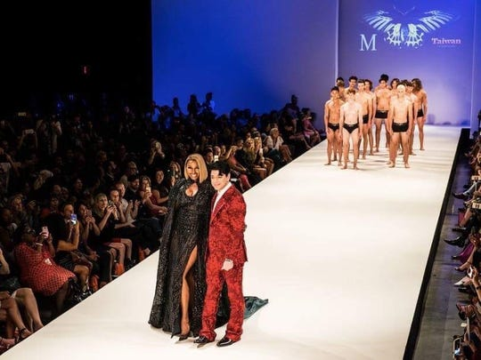 A Style Fashion Week Show.