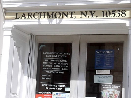 LARCHMONT MAIL PROBLEMS