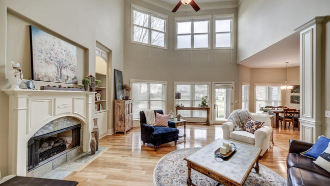 This home at 1202 Potter Lane in Gallatin was listed for $589,000 by Exit Real Estate Solutions in Hendersonville. The home has 5 baths and 4,684 square feet of living space.
